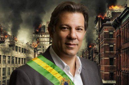 Fernando Haddad: Como estaria o Brasil se tivesse vencido?