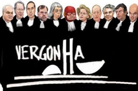STF o supremo refúgio dos corruptos?