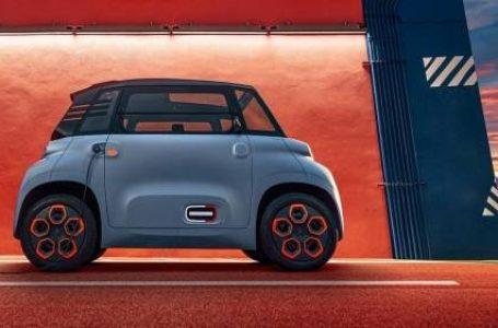 Citroën lança carro elétrico compacto que custa apenas R$ 100 por mês