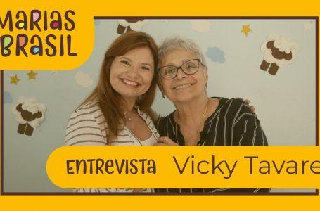Vicky Tavares, restaurando vidas com HIV/AIDS!