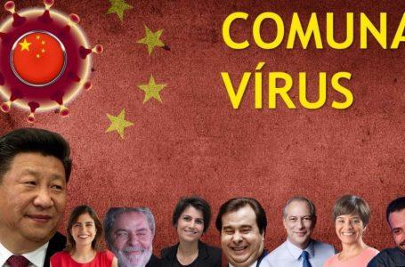 """Coronavírus vs """"comunavírus"""" COVID-19"""
