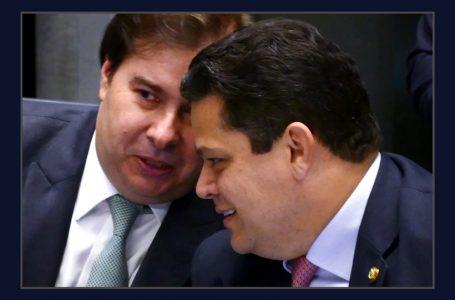 Revelado o esquema de Rodrigo Maia contra Bolsonaro
