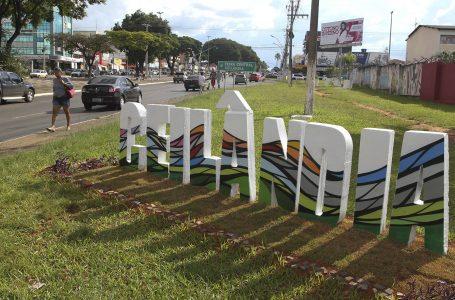 Revitalização de estrada rural beneficiará cerca de 10 mil moradores, em Ceilândia