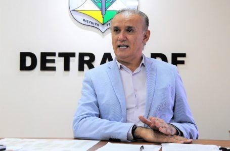 MAIS UMA POSSÍVEL IMPROBIDADE ADMINISTRATIVA PRATICADA PELO SOBERBO DIRETOR-GERAL DO DETRAN