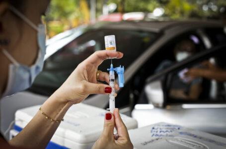 Novos profissionais de saúde serão vacinados na próxima semana